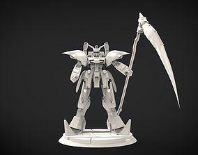 3D printable model Gundam Deathscythe