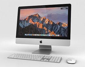 Apple iMac 21-5-inch 2017 3D model