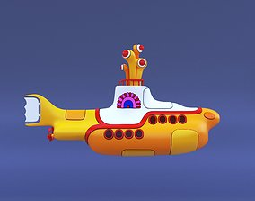 The Yellow Submarine 3D