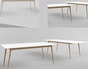 3D model boconcept milano table