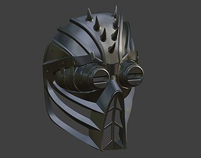 3D print model Classic Kabal mask from Mortal Kombat 11