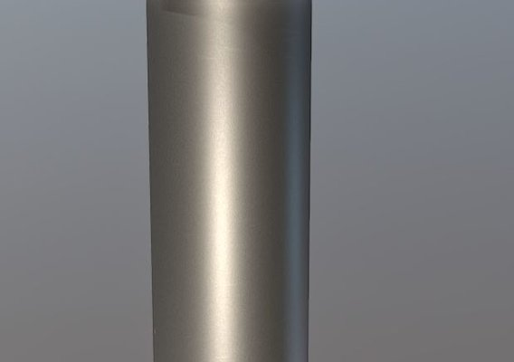 Groundwater Measuring Point 1 High-Poly (Blender-2.91)
