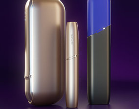 iQOS 3 collection 3D