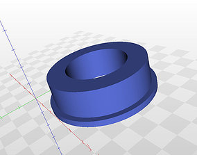 3D model ATM Saphir 550 polisher sample size reductor