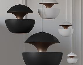 Bertrand Balas Here Comes the Sun Pendant Light 3D