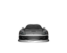 3D model DODGE VIPER SRT 10 Upgraded