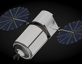 3D model Northrop Grumman Transfer Element