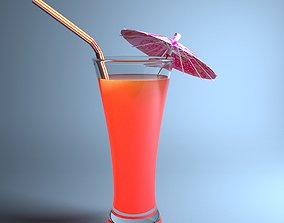 Juice 3D asset realtime