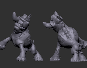 3D print model Little Tusk beast