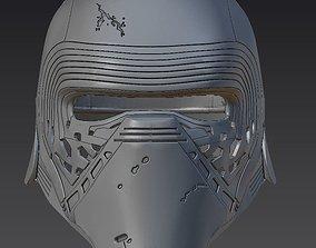 star Kylo Ren Helmet for 3D-printing