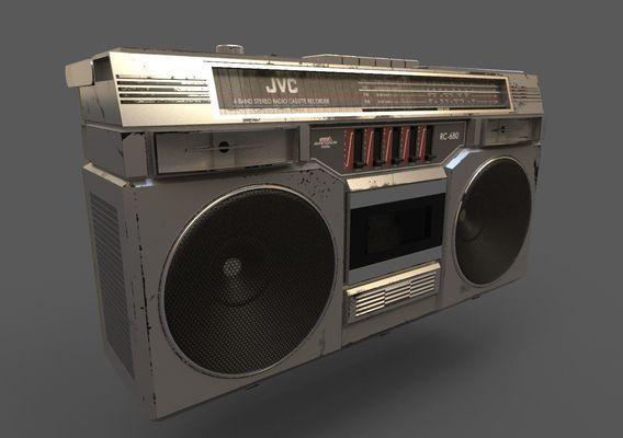 Retro Stereo - JVC RC-680
