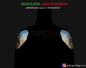 3D printable model Pauldron Armor -Shoulder Armor - 4