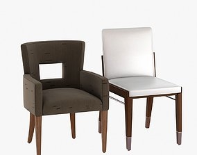 2zero6 bardot and rogue chair 3D