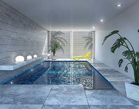 3D Yellow Pool