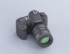 Canon camera model EOS 5D