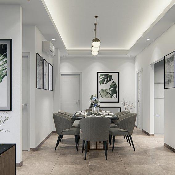 Interior Living & Dining