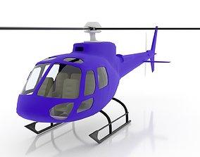 Eurocopter AS350 Ecureuil 3D