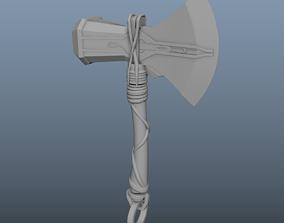 3D printable model Storm Breaker v1