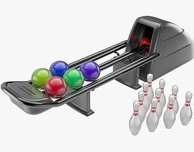 Bowling Set 3D
