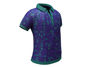 3D asset VR / AR ready t-shirt