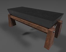 3D model realtime Blacksmith Workbench