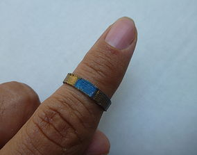 Simple Ring Bevel fashion-and-beauty 3D printable model