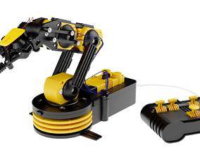 Robotic Arm Edge 3D