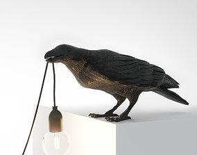 3D model Seletti Bird lamp