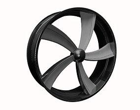 3D wheel disk