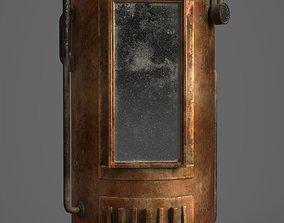 3D asset Old Boiler