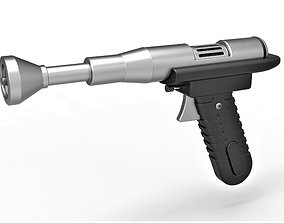 Blaster pistol KYD-21 from Star Wars Attack of the 3D