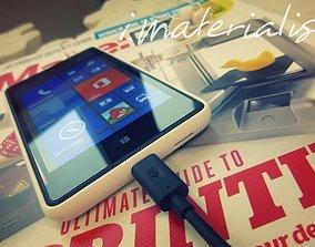 3D printable model Case for Nokia Lumia 820