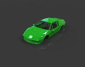 3D printable model Renault Alpine A310