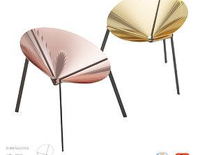 De Castelli Pensando ad Acapulco Chair 3D asset