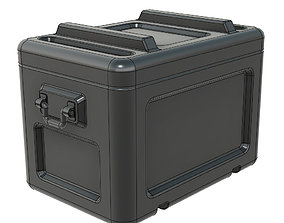 Military Container briefcase 3D