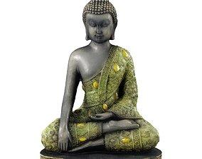 Buddha 3D asset rigged