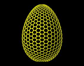 Eggshell Lampshade 3D print model