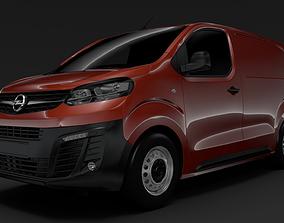 Opel Vivaro Van L1 2019 3D model