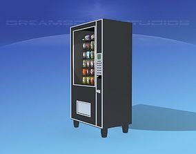 3D model Snack Vending Machine