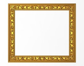 3D model Carved Picture Frame gallery