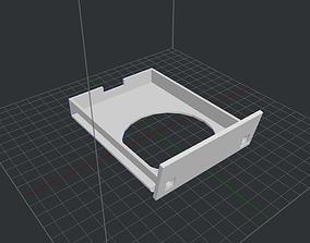 3D print model Honda CRX II - cup holder instead of ash