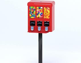 3D Candy Dispenser