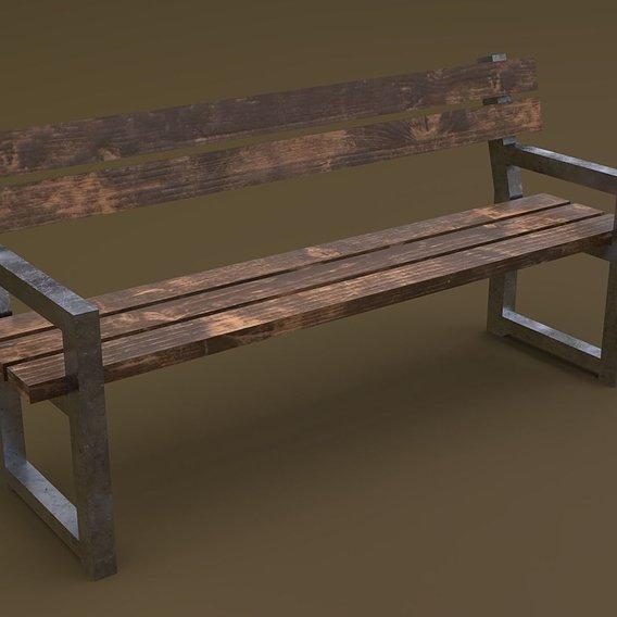 Bench 26 RR