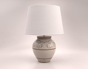 furniture 3D model Table Lamp