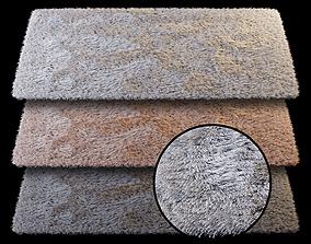 Rectangular carpet 3D model