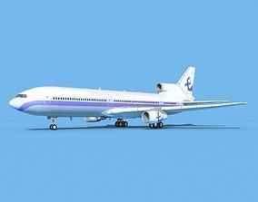 Lockheed L1011 Thai Sky Airlines 3D