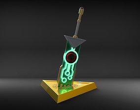 The Transistor 3D print model