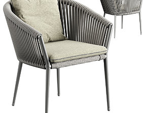 3D Muse Dining Chair
