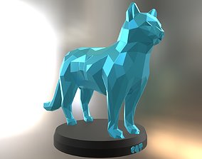 3D print model Poly Catty