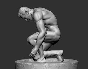 T-1000 Terminator STL Files 3D print model